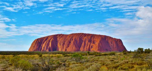 Uluru Kata Tjuta National Park, Australia - beautiful global 002