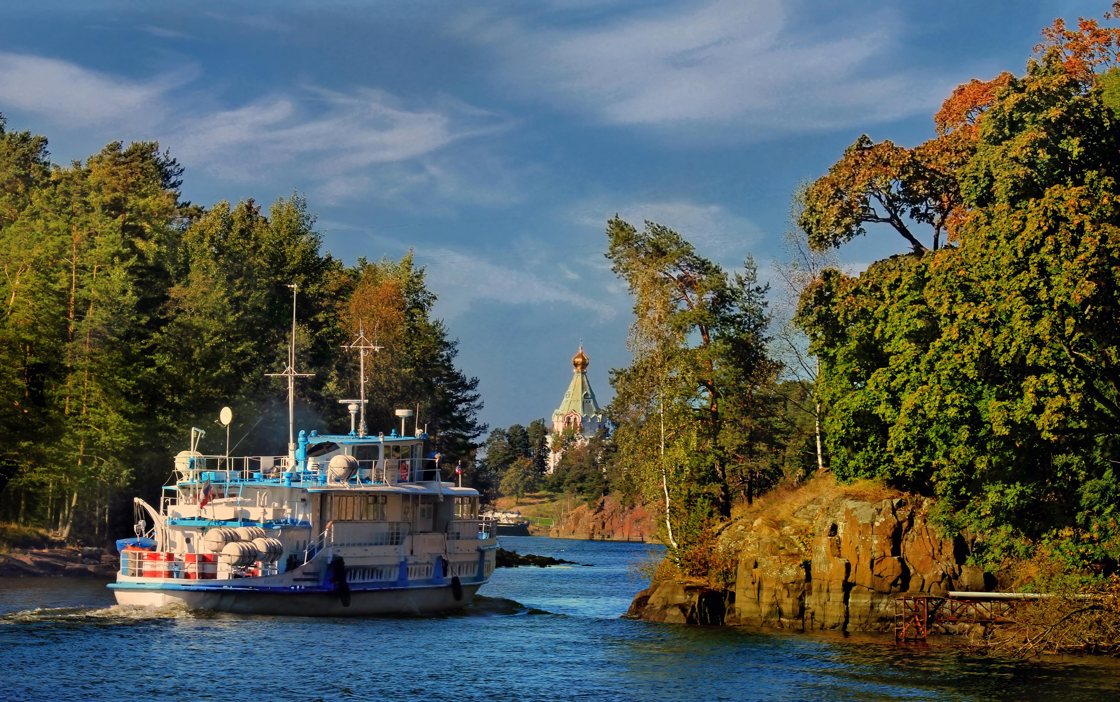 Lake Ladoga, Russia | Beautiful Global