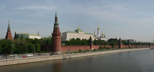 Moscow Kremlin, Russia - beautiful global 001