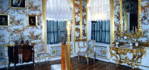 Peterhof Palace, Russia - beautiful global 003