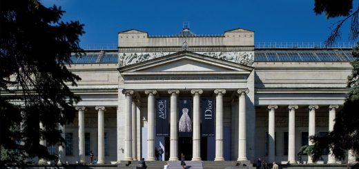 Pushkin Museum, Russia - beautiful global 002
