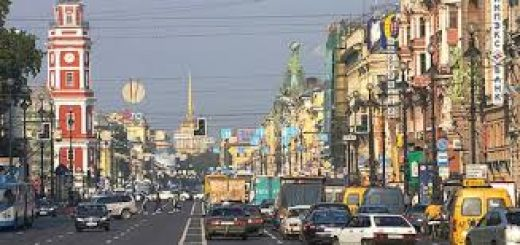Nevsky Prospect, Russia - beautiful global 001