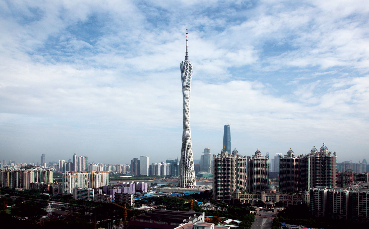 Canton Tower - Tallest Building in the World - Beautiful Global