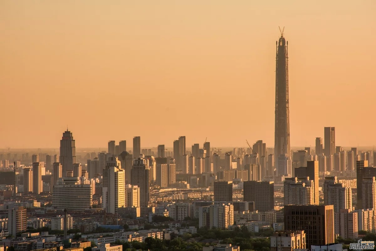Goldin Finance 117 - Tallest Building in the World - Beautiful Global