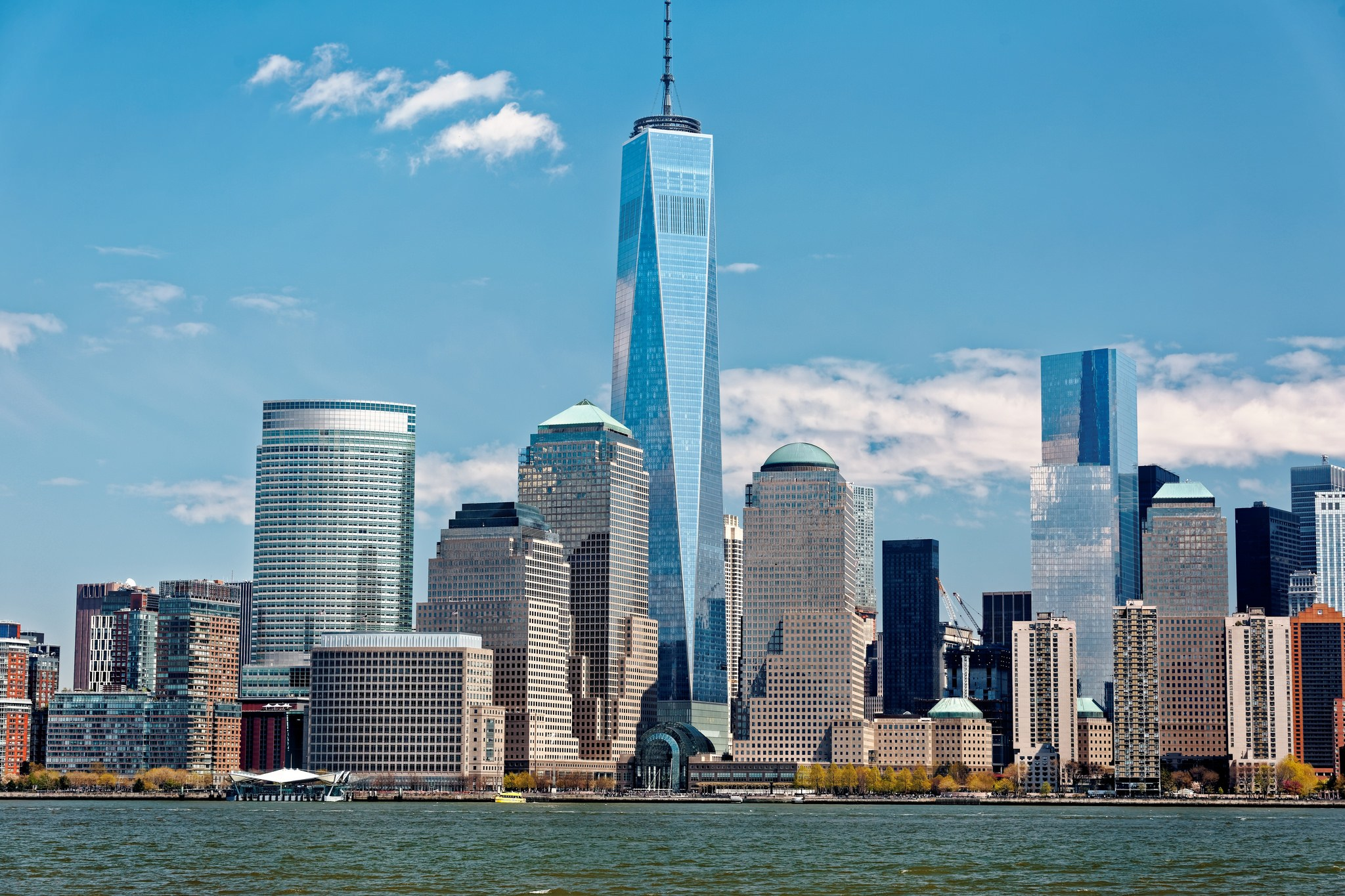 One World Trade Center - Tallest Building in the World - Beautiful Global