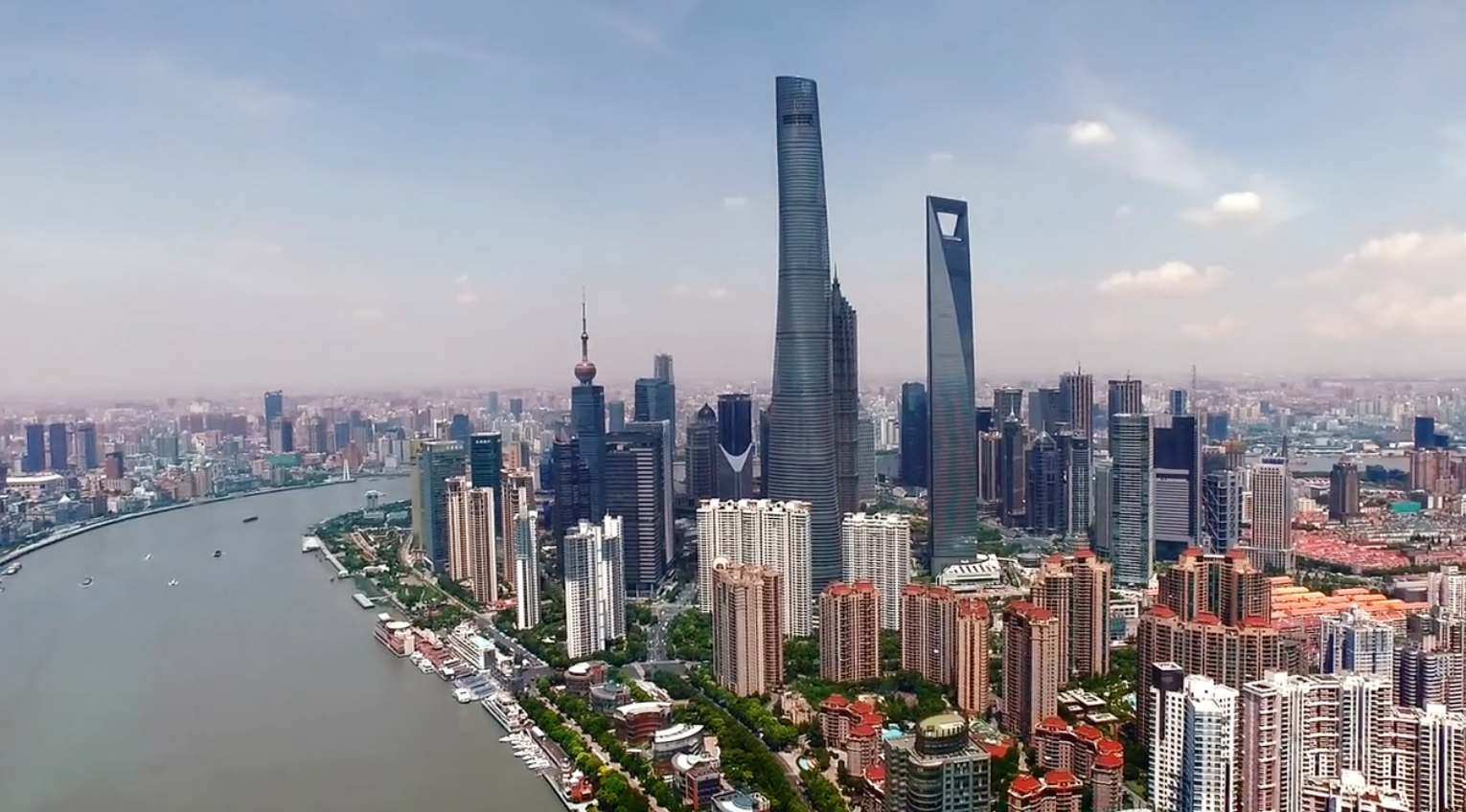 Shanghai Tower - Tallest Building in the World - Beautiful Global