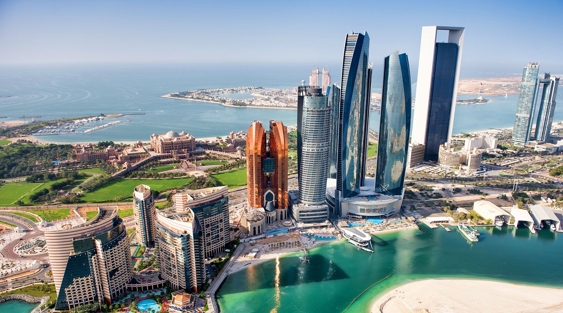 Abu Dhabi — an Ideal Place for a Gastro Quest