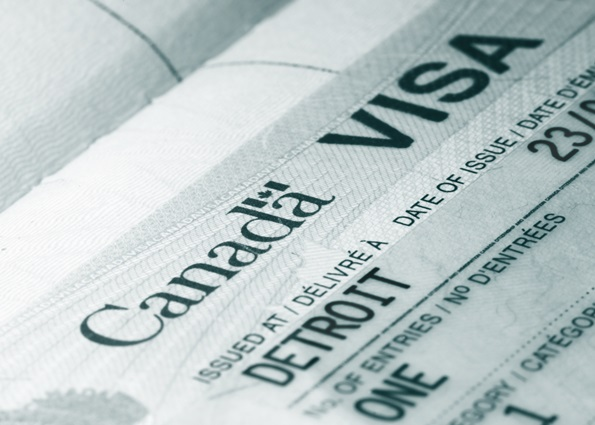 What should you do if you've been invited to apply for canada visa?