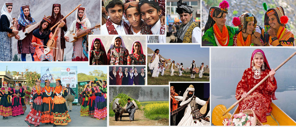 The diverse culture of Pakistan